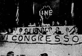 Abertura do XVI Congresso Nacional dos Estudantes de 1953, Goiânia