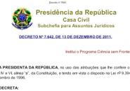 Decreto7642-Csf