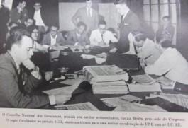 Conselho Nacional de Estudantes, RJ, sede da UNE