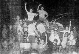 Greve estudantil de 1956