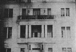 Sede da União Nacional dos Estudantes (UNE) na Praia do Flamengo 132