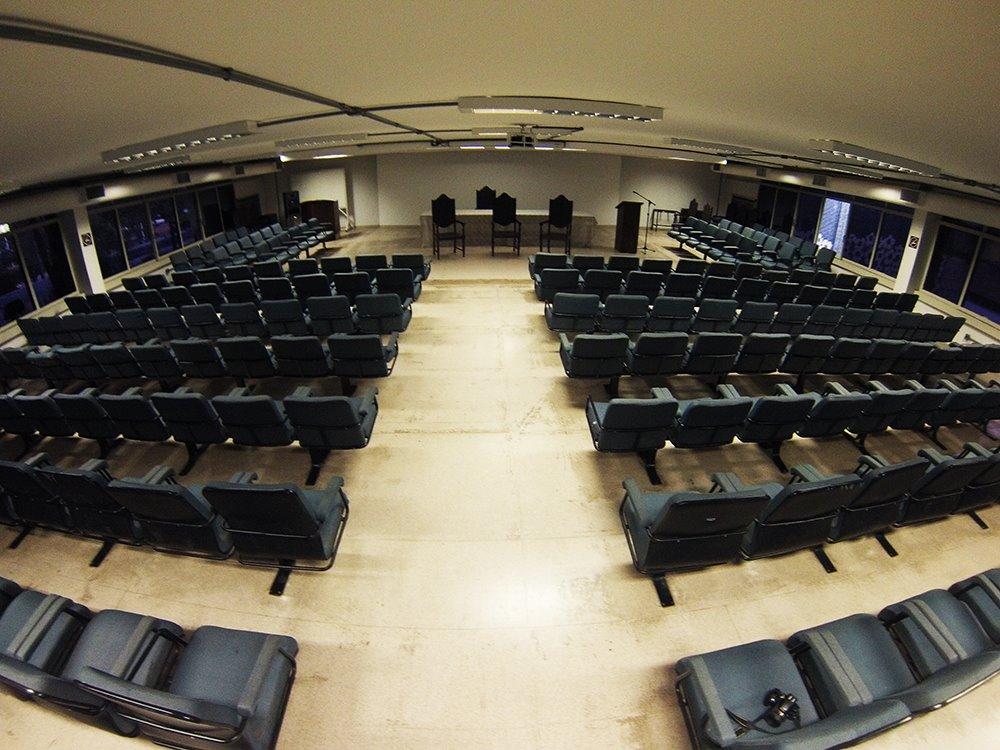 Salão nobre Faculdade Direito UFG