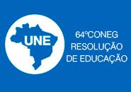 Resolução Educação 64° CONEG