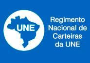 Regimento Nacional de Carteiras da UNE (1)