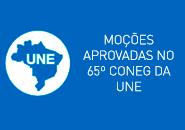 Mocoes aprovadas 65 coneg