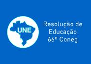 Resolução Educação – CONEG