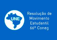 Resoluçao Movimento Estudantil – CONEG